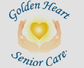 golden heart senior care logo
