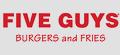 Five Guys Burgers logo