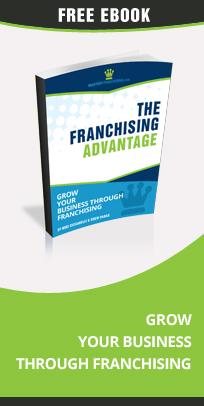 ebook banner - the franchising advantage