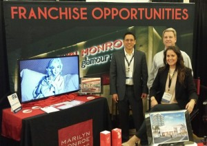 Marilyn Monroe Spas Franchise Expo