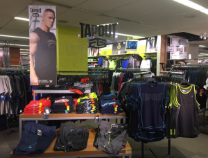 Tapout Fitness Apparel In Stores